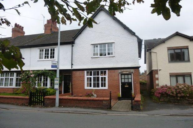 Thumbnail Terraced house to rent in Cherry Brow Terrace, Hadlow Road, Willaston, Neston