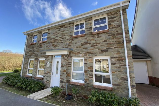 Thumbnail Detached house to rent in Pendavey Road, Bodmin