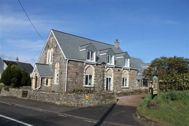 Thumbnail Hotel/guest house for sale in The Old Chapel, Lostwithiel, Cornwall