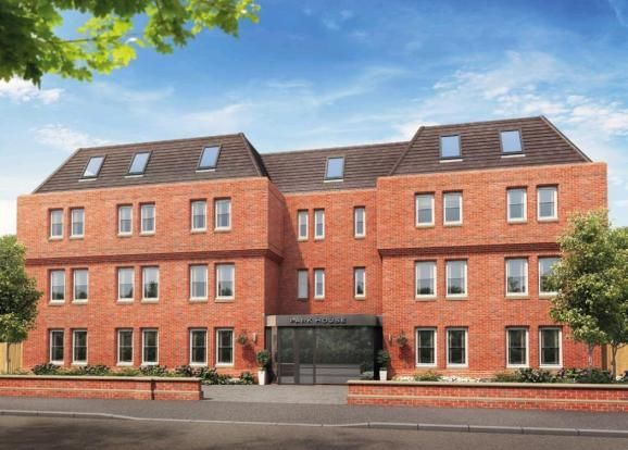 Thumbnail Flat for sale in Park Road, Peterborough