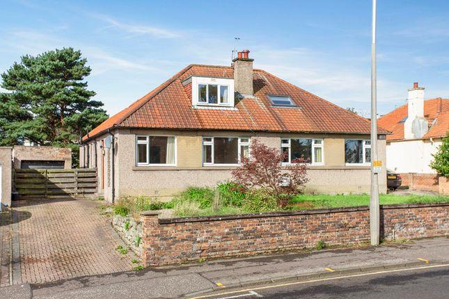 Thumbnail Semi-detached bungalow for sale in Lasswade Road, Liberton, Edinburgh