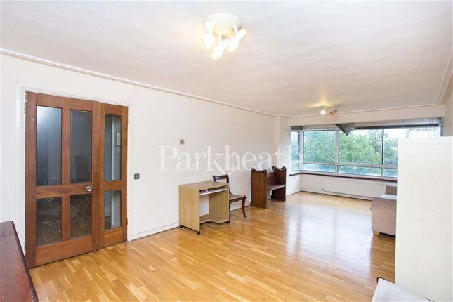 Thumbnail Flat to rent in Willesden Lane, Brondesbury Park, London