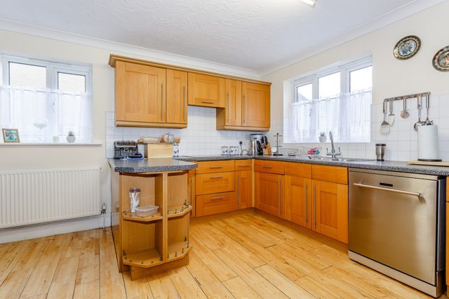Thumbnail Detached House For Sale In Kitchener Close, Brandon, Suffolk