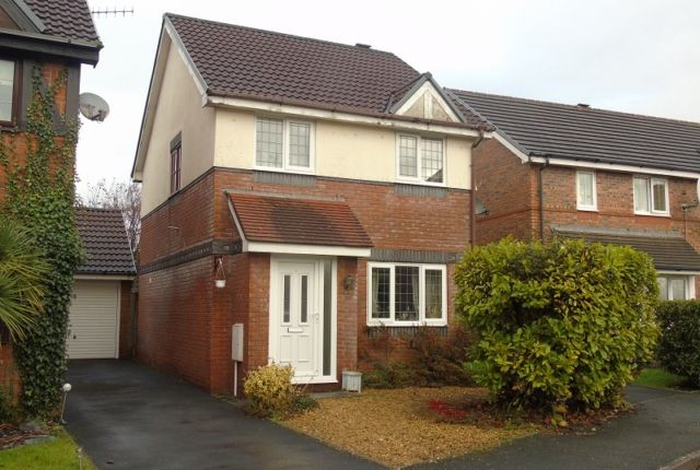Thumbnail Semi-detached house to rent in Kingfisher Court, Llanelli
