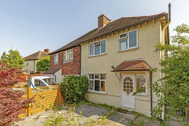 Thumbnail Semi-detached house to rent in Cambridge Road, Norbiton, Kingston Upon Thames
