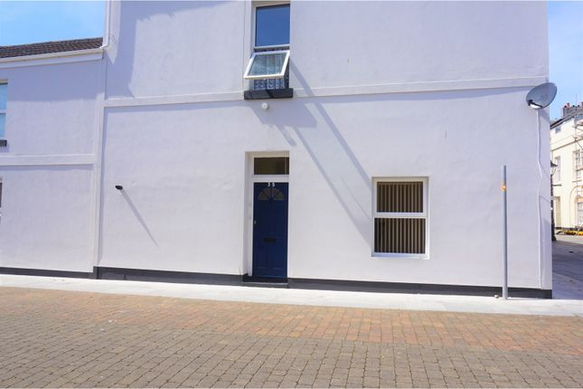 Thumbnail Flat for sale in Adelaide Street, Plymouth