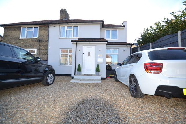 Thumbnail Semi-detached house for sale in Grafton Road, Dagenham
