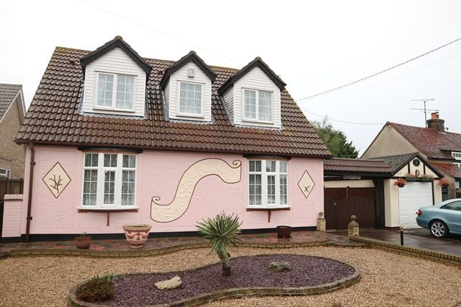 Thumbnail Bungalow for sale in Chapel Lane, Elmstead, Colchester