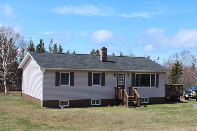 <Alttext/> of Inverness, Nova Scotia, Canada