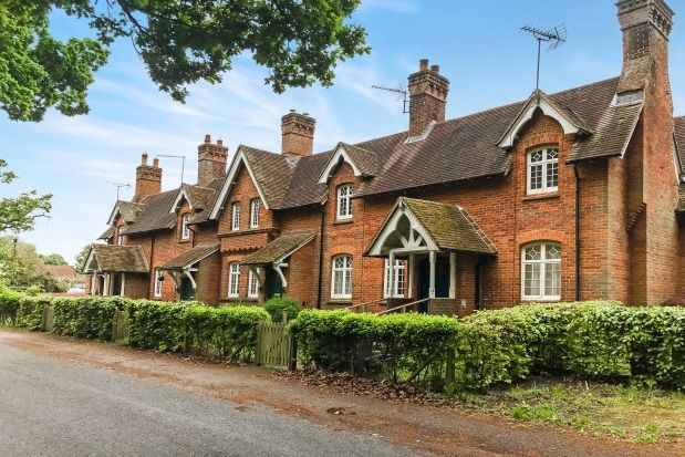 Thumbnail Terraced house to rent in Blackmoor, Liss