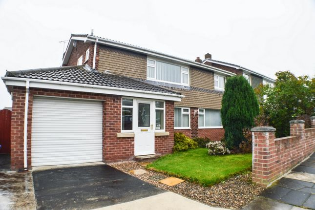 Thumbnail Detached house for sale in Woodburn Close, Winlaton