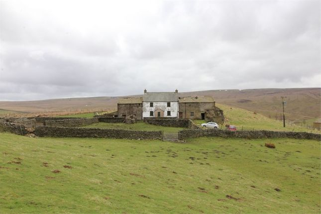 Thumbnail Detached house for sale in High Ewbank Farmhouse, Barras, Kirkby Stephen, Cumbria