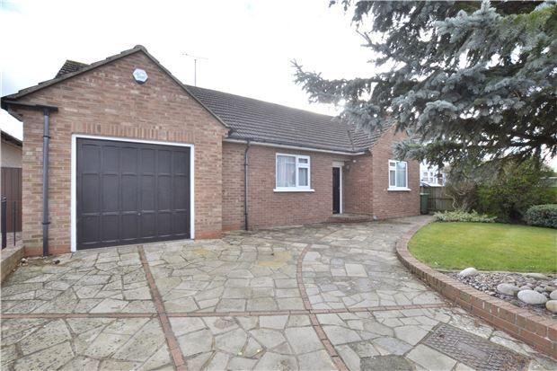 Thumbnail Detached bungalow for sale in Teddington Gardens, Gloucester