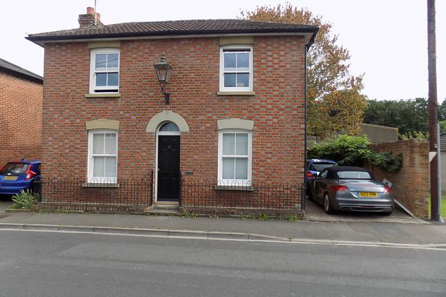Thumbnail Detached house for sale in South Street, Hythe