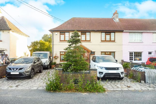 Thumbnail Semi-detached house for sale in Clacton Road, Stones Green, Harwich