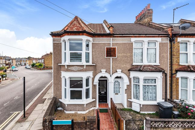 Thumbnail End terrace house to rent in Nelgarde Road, London