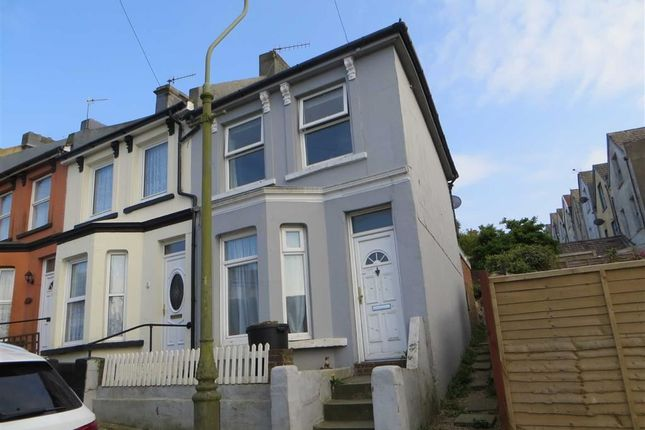 Thumbnail Terraced house for sale in Offa Road, Hastings, East Sussex
