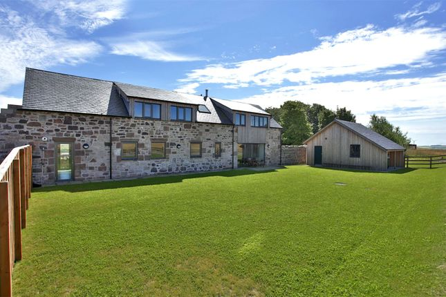 Thumbnail Semi-detached house for sale in Cotbank Of Barras, Stonehaven, Aberdeenshire