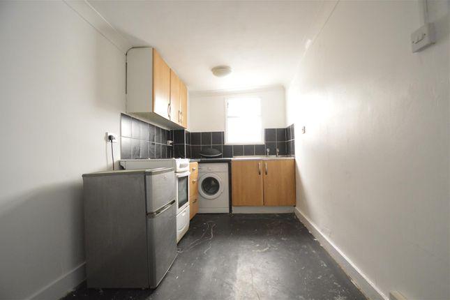 Thumbnail Flat to rent in High Street, Brompton, Gillingham