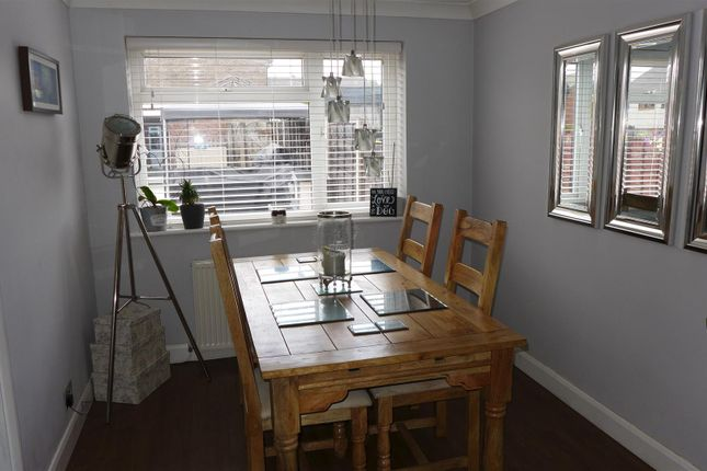 Dining Room of Tamar Way, Summit, Heywood OL10
