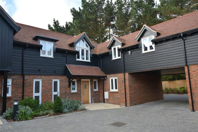 Thumbnail Mews house for sale in Renaissance Mews, Grove Road, Lymington