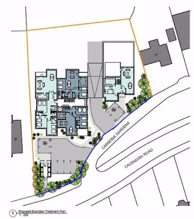 Thumbnail Land for sale in Cavendish Road, Broughton Park, Salford