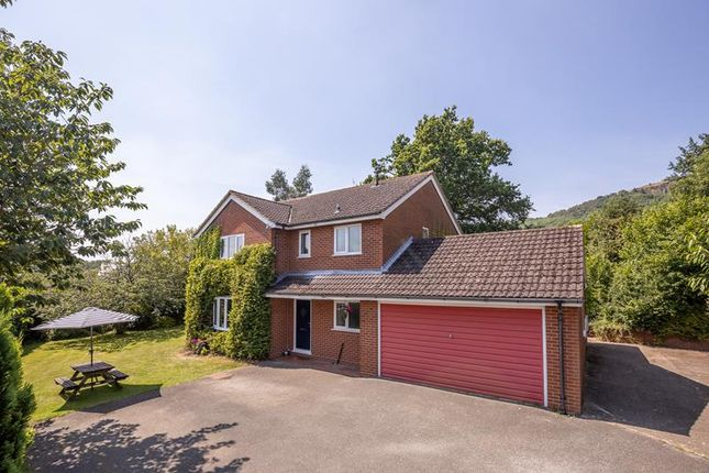 Thumbnail Detached house for sale in Yew Tree Lane, Upper Welland, Malvern, Worcestershire