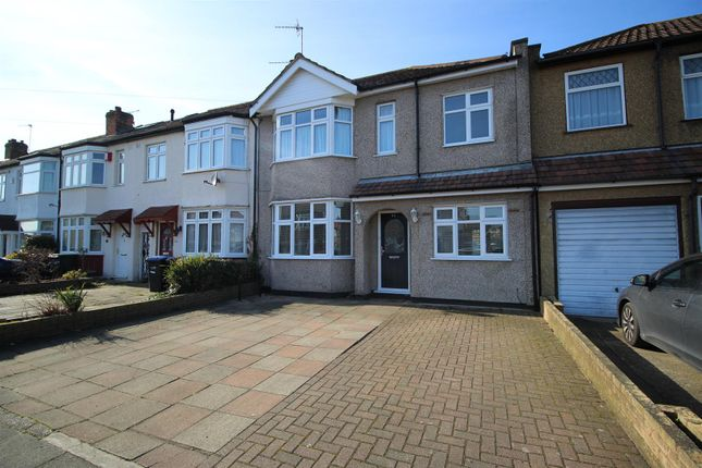 Thumbnail End terrace house for sale in Connaught Avenue, Enfield