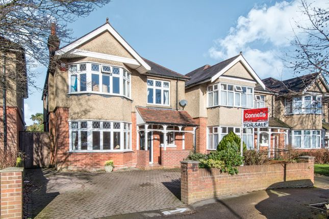 Thumbnail Detached house for sale in Shirley Avenue, Shirley, Southampton