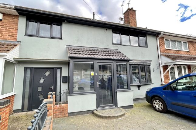 Thumbnail Terraced house for sale in Gilwell Road, Shard End, Birmingham