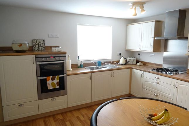 Thumbnail Detached house to rent in Cadwal Court, Llantwit Fardre, Pontypridd