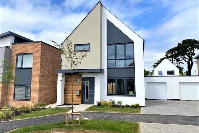 Thumbnail Link-detached house to rent in Holland Park, Topsham, Exeter
