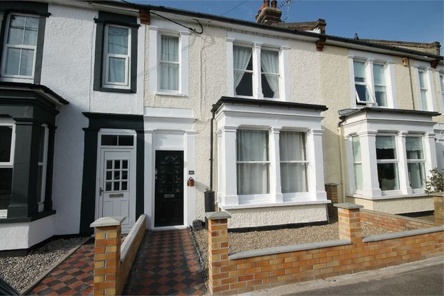 Thumbnail Terraced house for sale in Woodberry Way, Walton On The Naze