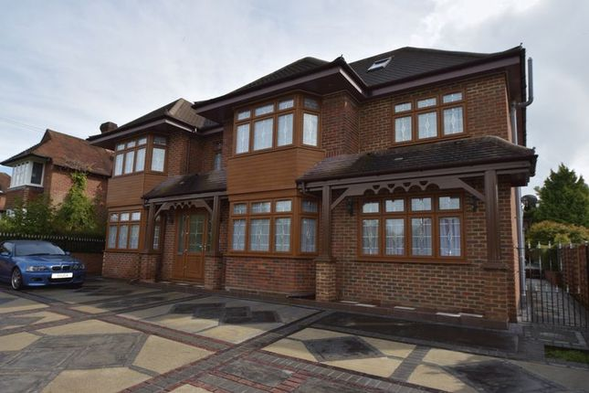 Thumbnail Detached house to rent in Brands Hill Avenue, High Wycombe