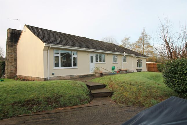 Thumbnail Detached bungalow for sale in Well Lane, Yatton, North Somerset