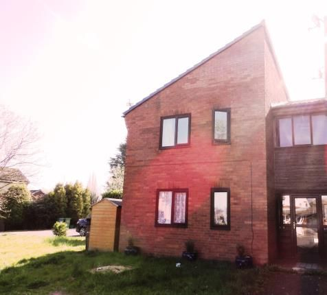 Front of Alundale Road, Winsford, Cheshire CW7