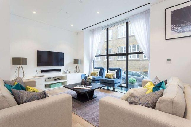 Thumbnail Flat to rent in Kenrick Place, Marylebone, Baker Street