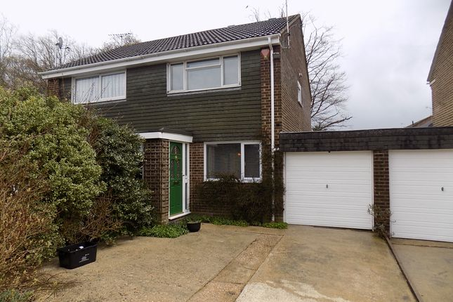 2 bed semi-detached house for sale in Cheviot Drive, Dibden