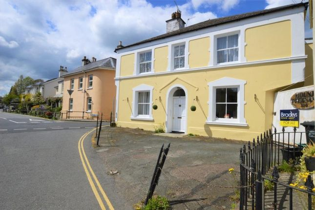 Thumbnail Semi-detached house for sale in Plymouth Road, Buckfastleigh, Devon