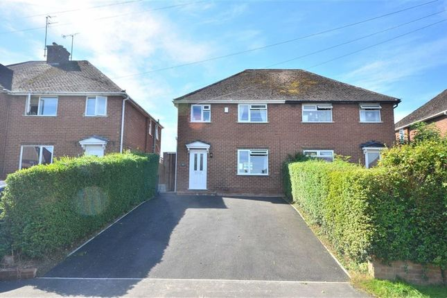 Thumbnail Semi-detached house for sale in Tuffley Lane, Tuffley, Gloucester