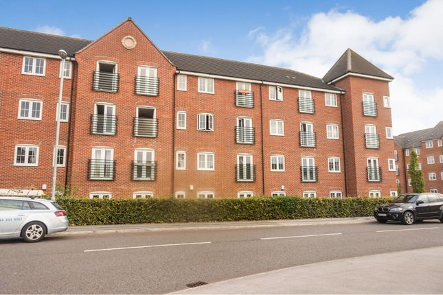 Thumbnail Flat for sale in Fenton Place, Leeds
