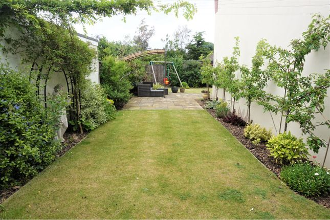 Rear Garden of Downs Road, Hunstanton PE36
