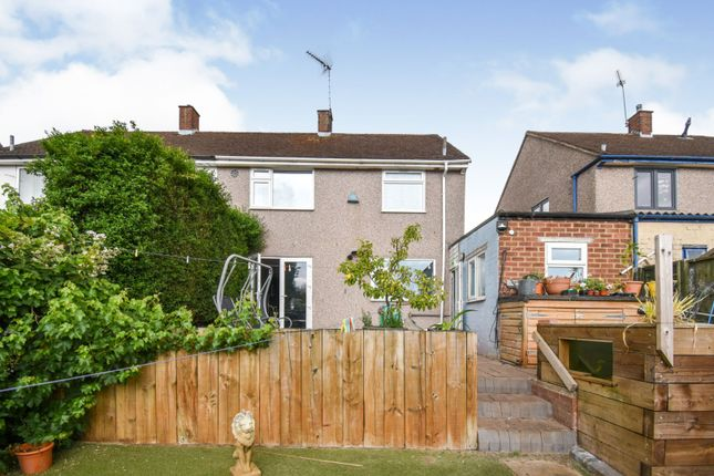 Semi-detached house for sale in St. Ives Road, Coventry