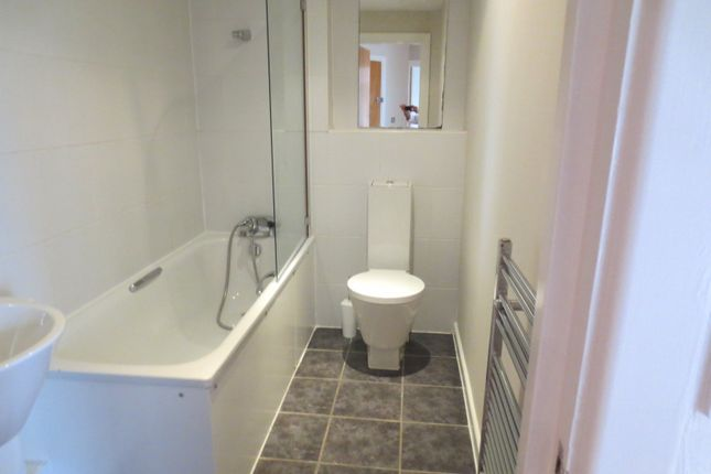 Main Bathroom of Grove Road, London E3