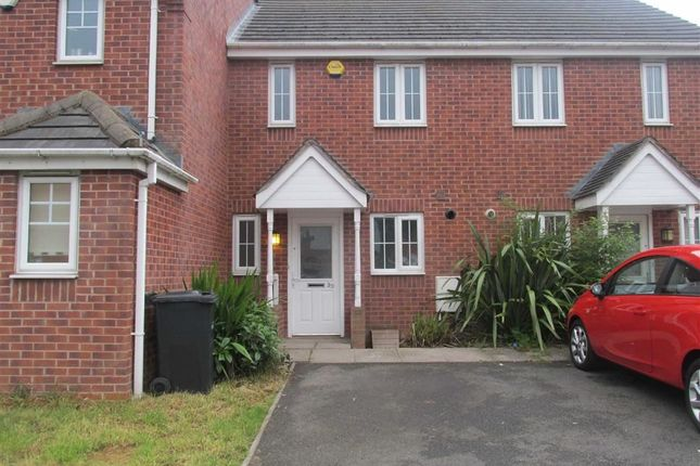 Thumbnail Terraced house to rent in Westley Street, Dudley