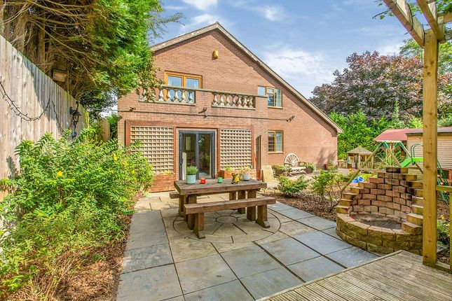 Thumbnail Detached house for sale in Turpin Green Lane, Leyland