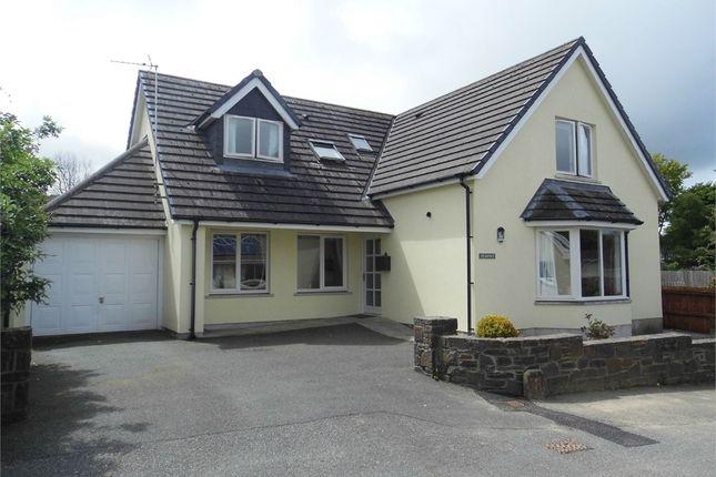 Thumbnail Detached house for sale in Cilsanws, Carreg Coetan, Newport, Pembrokeshire