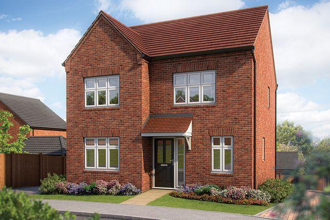 "Thumbnail Detached house for sale in ""The Juniper"" at Irthlingborough Road, Wellingborough"