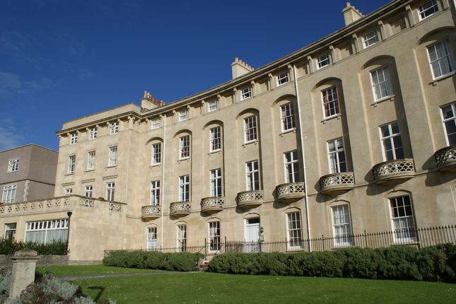 Thumbnail Shared accommodation to rent in Royal Crescent, Weston Super Mare