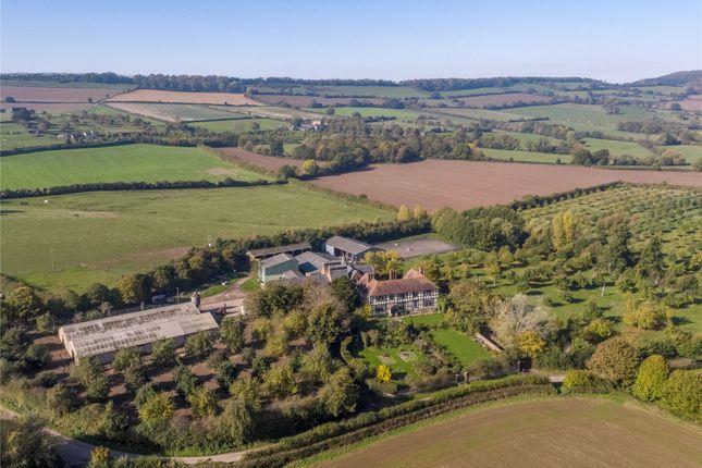 Thumbnail Detached house for sale in Kynaston, Ledbury, Herefordshire